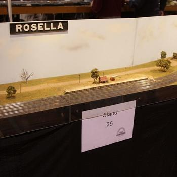 Rosella: main station on the layout