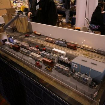 Dewsbury: Victorian HO scale layout