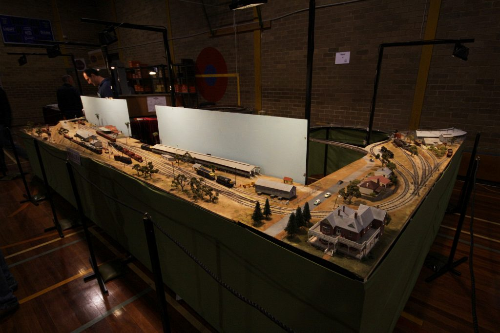 Mildura: VR layout in HO scale