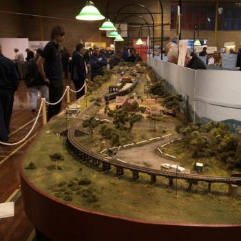 Dungog: NSWG HO scale layout