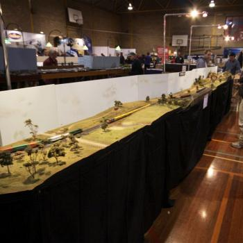 Rosella: looking down the layout