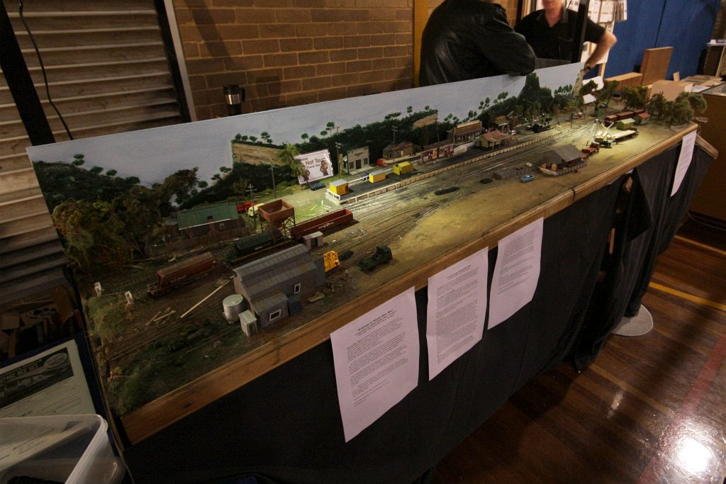 Mt Baw Baw: HO scale layout
