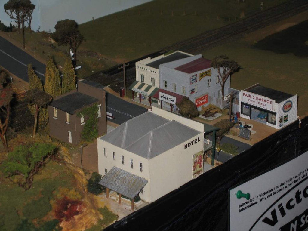 Town on the VNSC layout