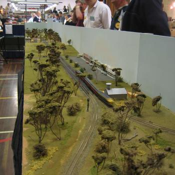 N scale VNSC layout