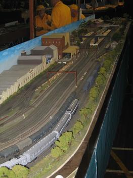 Hobsons Bay model rail exhibition 2006