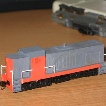 Aust-N-Rail T class painted but minus decals