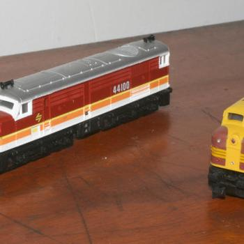 Pair of Ibertren NSWGR 44 classes