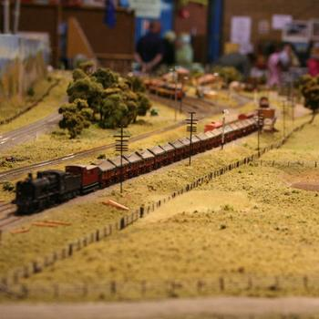 K class and GY wagons on 'Wallan'
